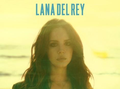 Lana Del Rey West Coast artwork