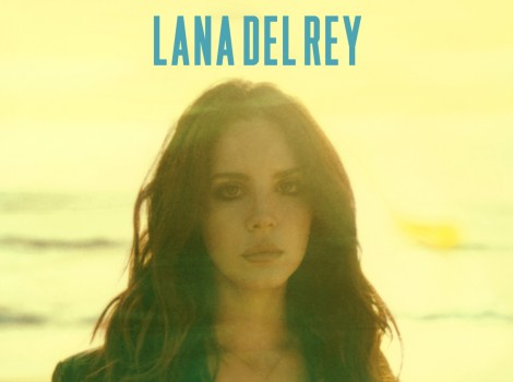 Lana Del Rey West Coast artwork
