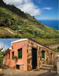 This little cottage located on the island of Tenerife, part of the Canary Islands, has the most amazing view we've ever seen! https://www.airbnb.com/rooms/2885265?s=8