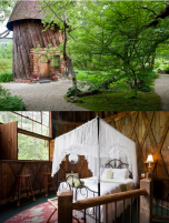 Speaking of fairytales, doesn't this cottage in Massachusetts look like where a princess would reside? https://www.airbnb.com/rooms/1238125?s=8